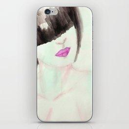 Jane Doe iPhone Skin