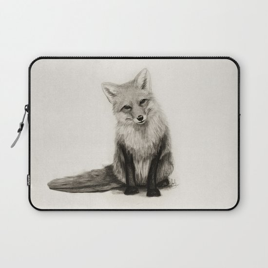 Fox Say What?! Laptop Sleeve