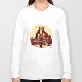 Book Lovers Long Sleeve T-shirt