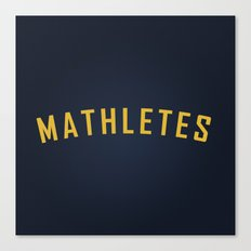Mathletes - Mean Girls movie Canvas Print