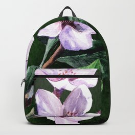 Flowers bouquet #61 Backpack