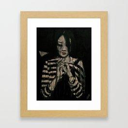 Maggio Framed Art Print