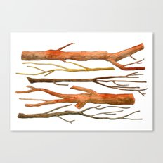 sticks no. 2 Canvas Print