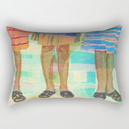 Chiapas dreams Rectangular Pillow