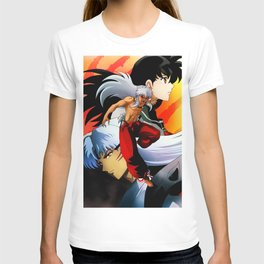 Demon Inuyasha Artwork T-shirt