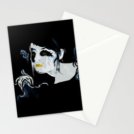 Dark Cupid Stationery Cards