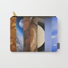 Nine Planets Carry-All Pouch
