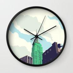 For Julia - NYC Wall Clock