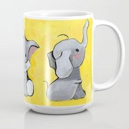 3 Sides of a Trumpet Coffee Mug