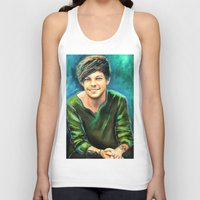 peter pan Tank Tops featuring Peter Pan by art-changes