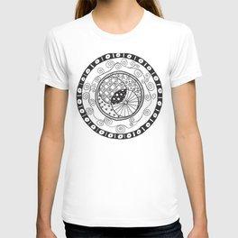 Circle Doodle T-shirt