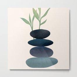 Flow of Balance 3 Metal Print