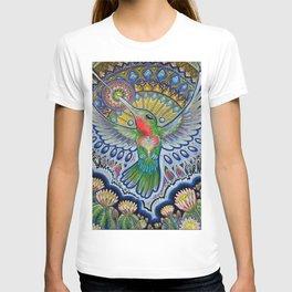 Hummingbird & Cactus - Beija Flor III T-shirt