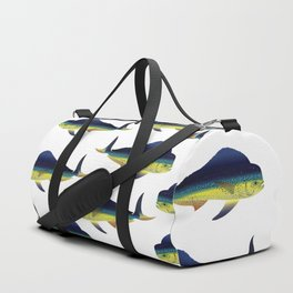 school of mahi Duffle Bag