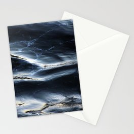 Sea Water Surface Texture 1 Stationery Cards