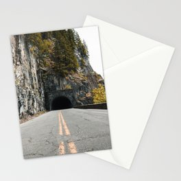 Mountain Drive Stationery Cards