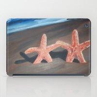 starfish iPad Cases featuring Starfish by Lark Nouveau Studio