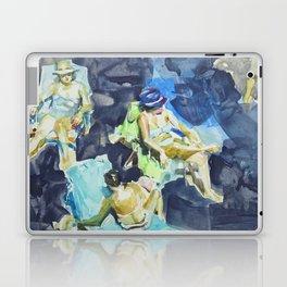 Sea sketches 1 Laptop & iPad Skin