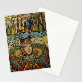 My funny kingdom Stationery Cards