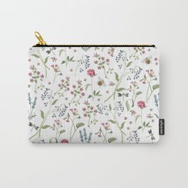 Summer Botanicals Carry-All Pouch