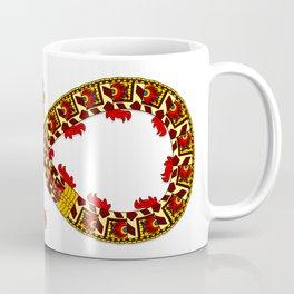 Xihucoatl - The Fire Serpent Coffee Mug