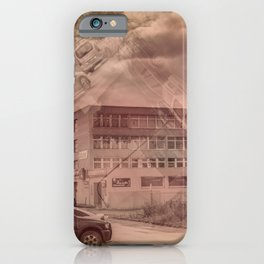 Car heaven iPhone Case