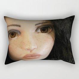 Once Upon A Doll Rectangular Pillow