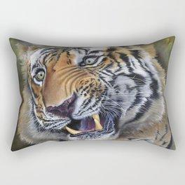 The Old King Rectangular Pillow