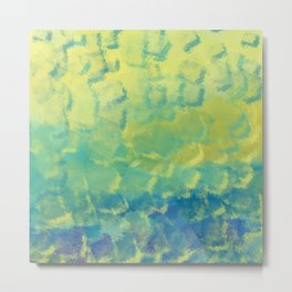 Watercolor Splash #1 #art #society6 Metal Print