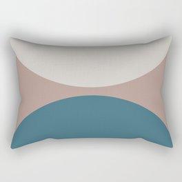 Abstract Geometric 23 Rectangular Pillow