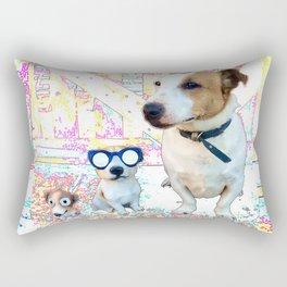 Jack 1 Jack 2 Jack 3 Rectangular Pillow