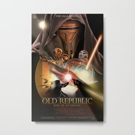 The Old Republic - Rise of an Empire Metal Print