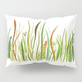 Prairie Watercolor by Robayre Pillow Sham