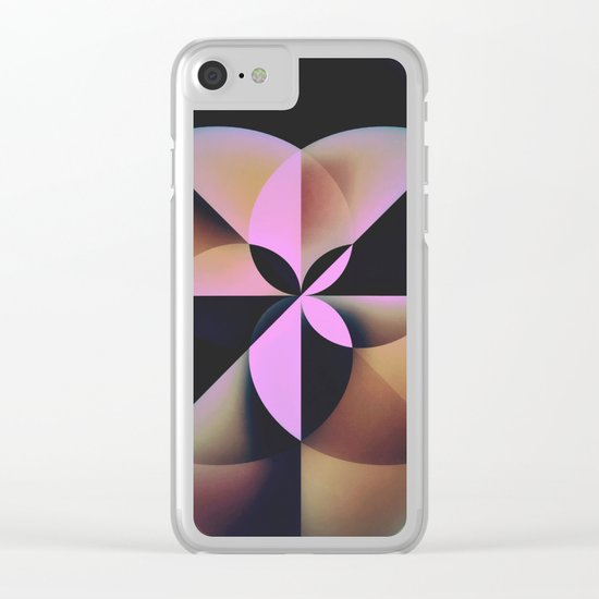 byttym Clear iPhone Case