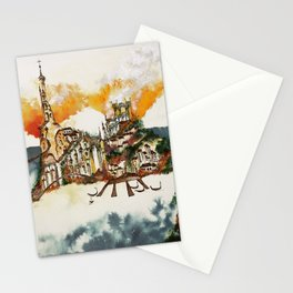 Enchanted Kingdom Stationery Cards