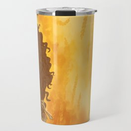 Harvest Gold Travel Mug