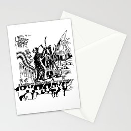 All that Jazz - 01 Stationery Cards