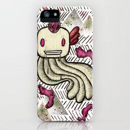 Mad Squillie iPhone Case