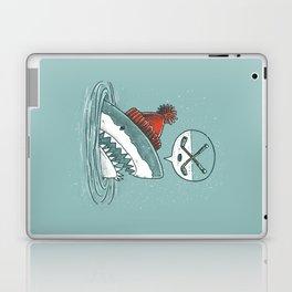 Hockey Shark Laptop & iPad Skin