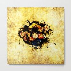 Monkey D. Luffy Metal Print