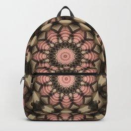 Knitter's mandala Backpack