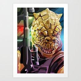 SW#27 Art Print