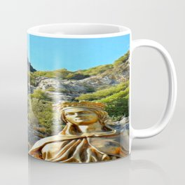 Statue of the Virgin Mary, Ephesus, Turkey Coffee Mug
