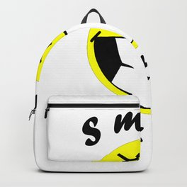 Smile Bxtch Backpack