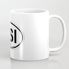 St. Simons Island - Georgia. Coffee Mug
