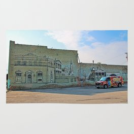 A Toledo Mural I Rug