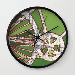 Denver no.1 Wall Clock