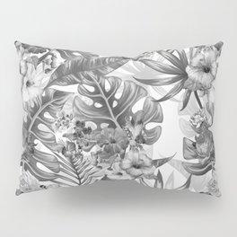 Palm Pattern Pillow Sham