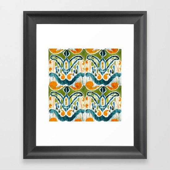 Balinese Pattern 22 by serigraphonart
