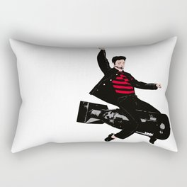 bom-boy Rectangular Pillow